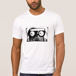 Retro Cassette Tape T Shirt