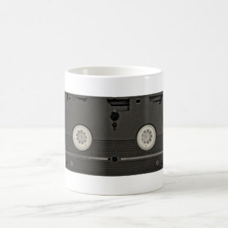 Retro Cassette VHS Tape Photo Coffee Mug