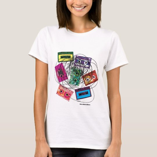 Retro cassettes T-Shirt