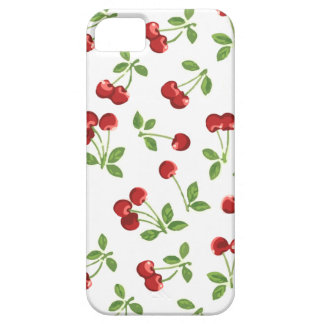 Retro Cherries iPhone 5 Cover