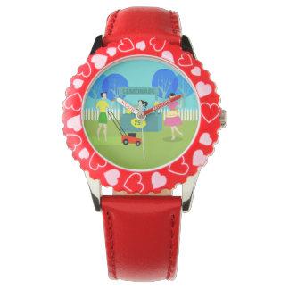 Retro Children's Lemonade Stand Kid's Watch