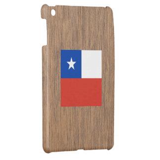 Retro Chile Flag Cover For The iPad Mini
