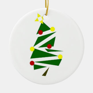 RETRO CHRISTMAS TREE CHRISTMAS ORNAMENT