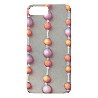 Retro Christmas Tree Decoration Background iPhone 8 Plus/7 Plus Case