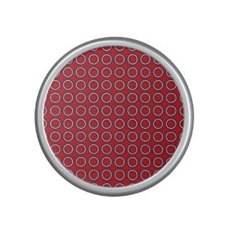 Retro Circles a Go-Go Speaker
