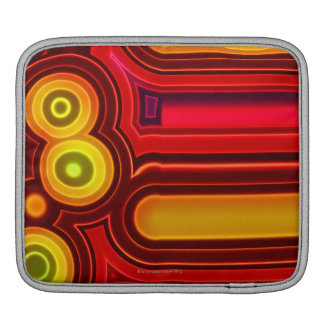 Retro Circles iPad Sleeve