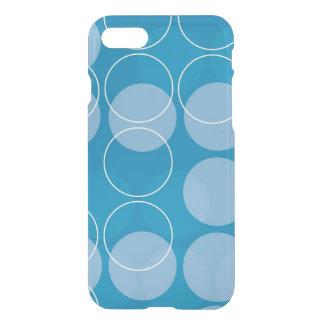 Retro circles iPhone 8/7 case
