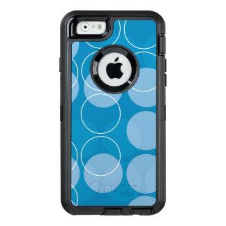 Retro circles OtterBox iPhone 6/6s case