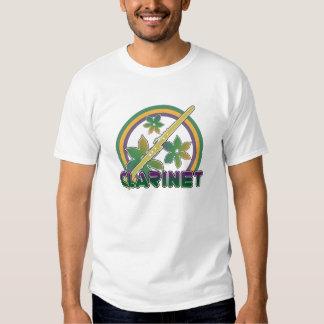 Retro Clarinet T-shirt