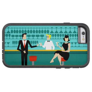 Retro Cocktail Lounge iPhone 6 Case Tough Xtreme iPhone 6 Case