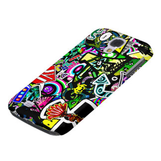 Retro Collage Samsung Galaxy S4 Case