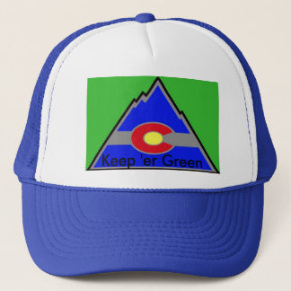 Retro Colorado Trucker Hat