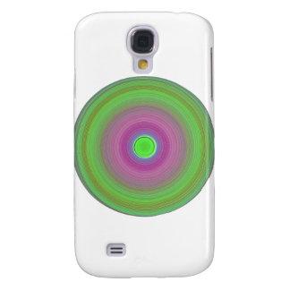 Retro Colored Vinyl Galaxy S4 Case