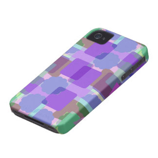 Retro Colors 4 iPhone 4 Case-Mate Case
