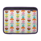 Retro Colourful Nests MacBook Air Sleeve