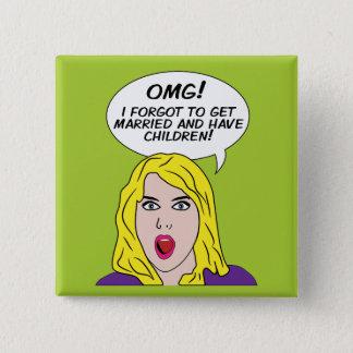 RETRO COMICS buttons