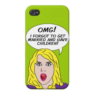 RETRO COMICS iPhone cases iPhone 4/4S Cases