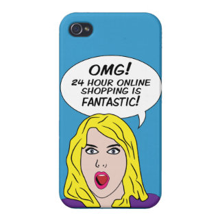 RETRO COMICS iPhone cases iPhone 4/4S Cover