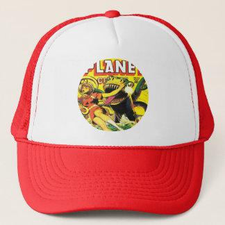 RETRO COMICS (VINTAGE SCIENCE FICTION) TRUCKER HAT