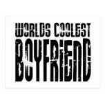 Retro Cool Boyfriends : Worlds Coolest Boyfriend Post Cards