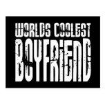 Retro Cool Boyfriends : Worlds Coolest Boyfriend Post Card