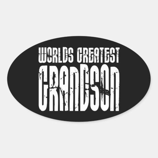 Retro Cool Grandsons : World's Greatest Grandson