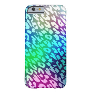Retro Cool Leopard Barely There iPhone 6 Case