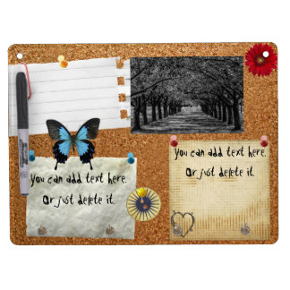 Retro Corkboard Cork Board