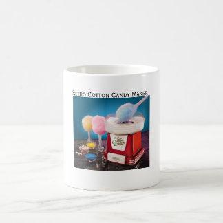 Retro Cotton Candy Maker for mug