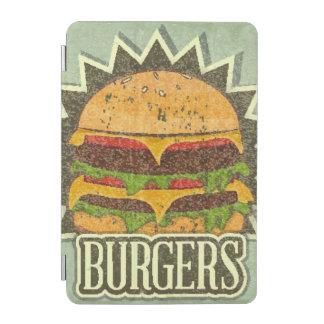 Retro Cover For Fast Food Menu iPad Mini Cover