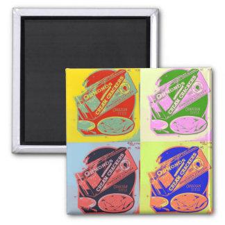 Retro Cream Crackers Magnet