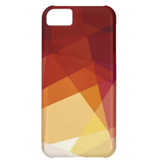 Retro cubism abstract art case for iPhone 5C