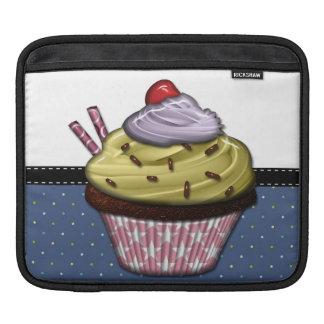 Retro Cupcake iPad Sleeve