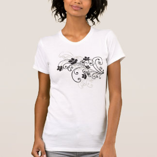 Retro curves T-Shirt