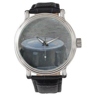 Retro Custom barrel Watch