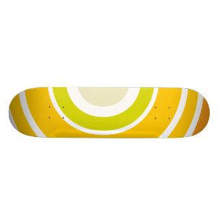 Retro Custom Skateboard