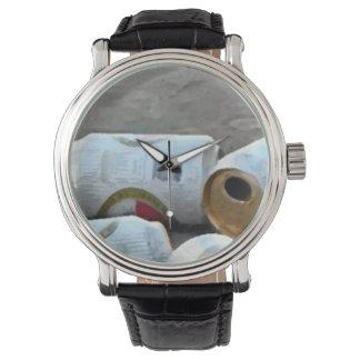Retro Custom to beer Wrist Watch