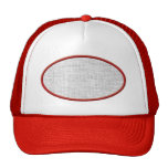 Retro Customizeable Blank Embroidered Trucker Patc Mesh Hat