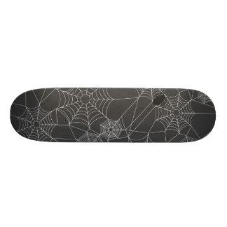 Retro Cute Halloween Spider Pattern Skate Boards