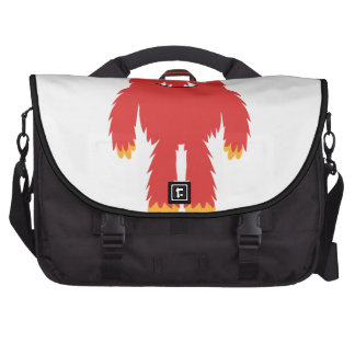 Retro Cute Monster Commuter Bags