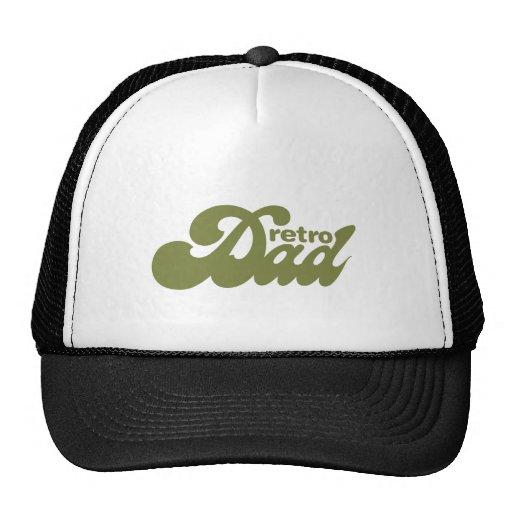 Retro Dad Trucker Cap 3 Mesh Hat