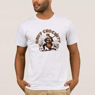 Retro Davy Crockett T-Shirt