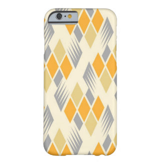 Retro diamond pattern 3 barely there iPhone 6 case