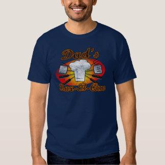 Retro Diner, Dad's Bar-B-Que T Shirt