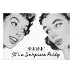 Retro Do Tell Surprise Birthday Party V2