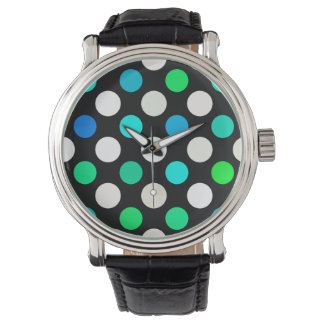 Retro Dots Watch
