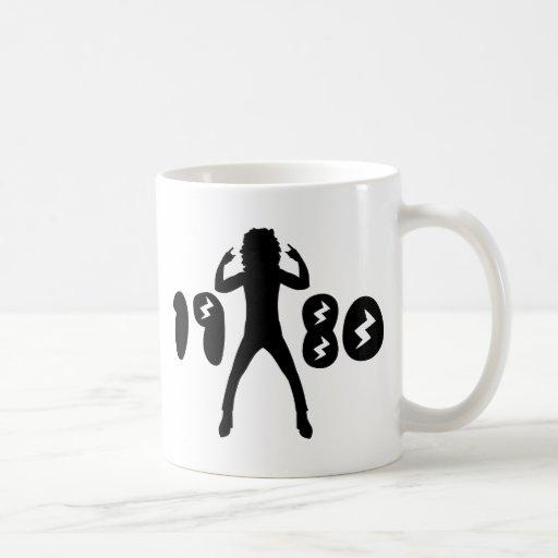 Retro Eighties Man Mug
