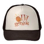Retro Evil Genius Trucker Hat