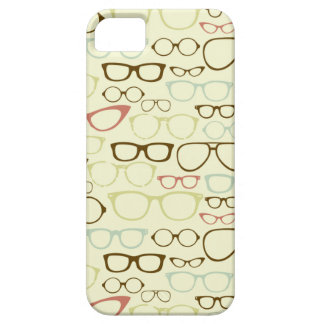 Retro Eyeglass Hipster iPhone 5 Covers