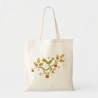 Retro Fall Tote Bag
